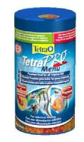 Tetra Pro Menu 64g Algae Colour Energy Growth Crisps Tropical Aquarium Fish Food